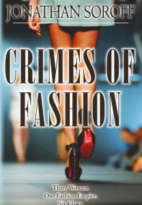 Crimes of Fashion Cover